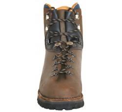 Chaussure de montagne Cervin (montage norvégien), fabriquée exclusivement sur mesure.