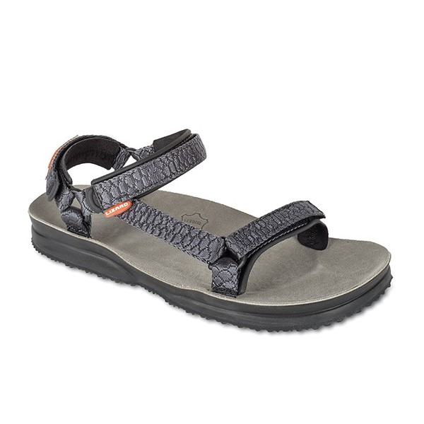 Grey Super Chausse Sandales Hike Skin Le Dark Lizard Montagne XS0q051