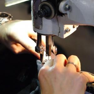 Protection de cuisse pour équipeur de voie - Fabrication