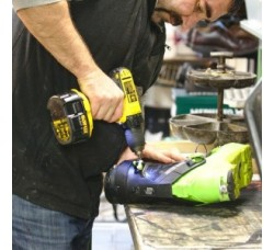Réparations chaussures ski